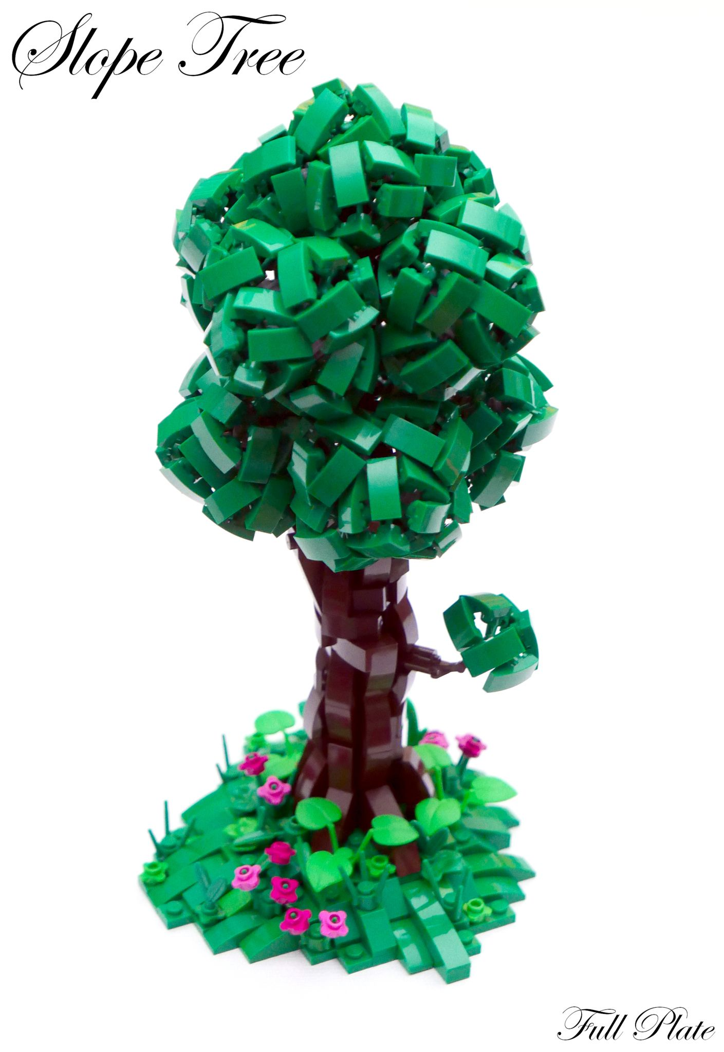 Slope Tree Lego tree, Lego for kids, Lego creations