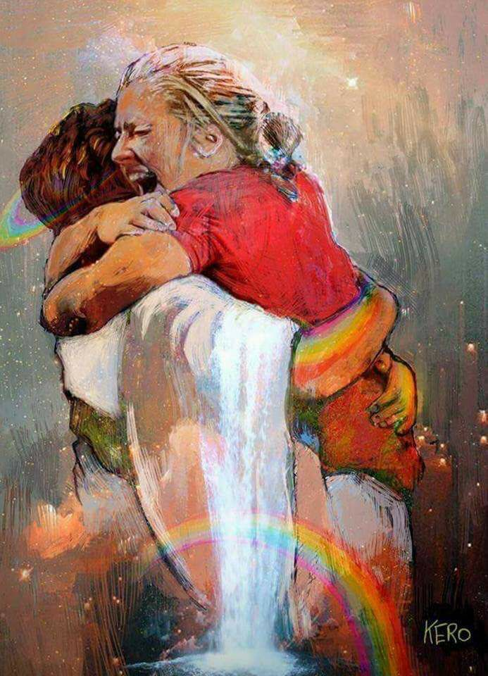 Image result for jesus heaven women
