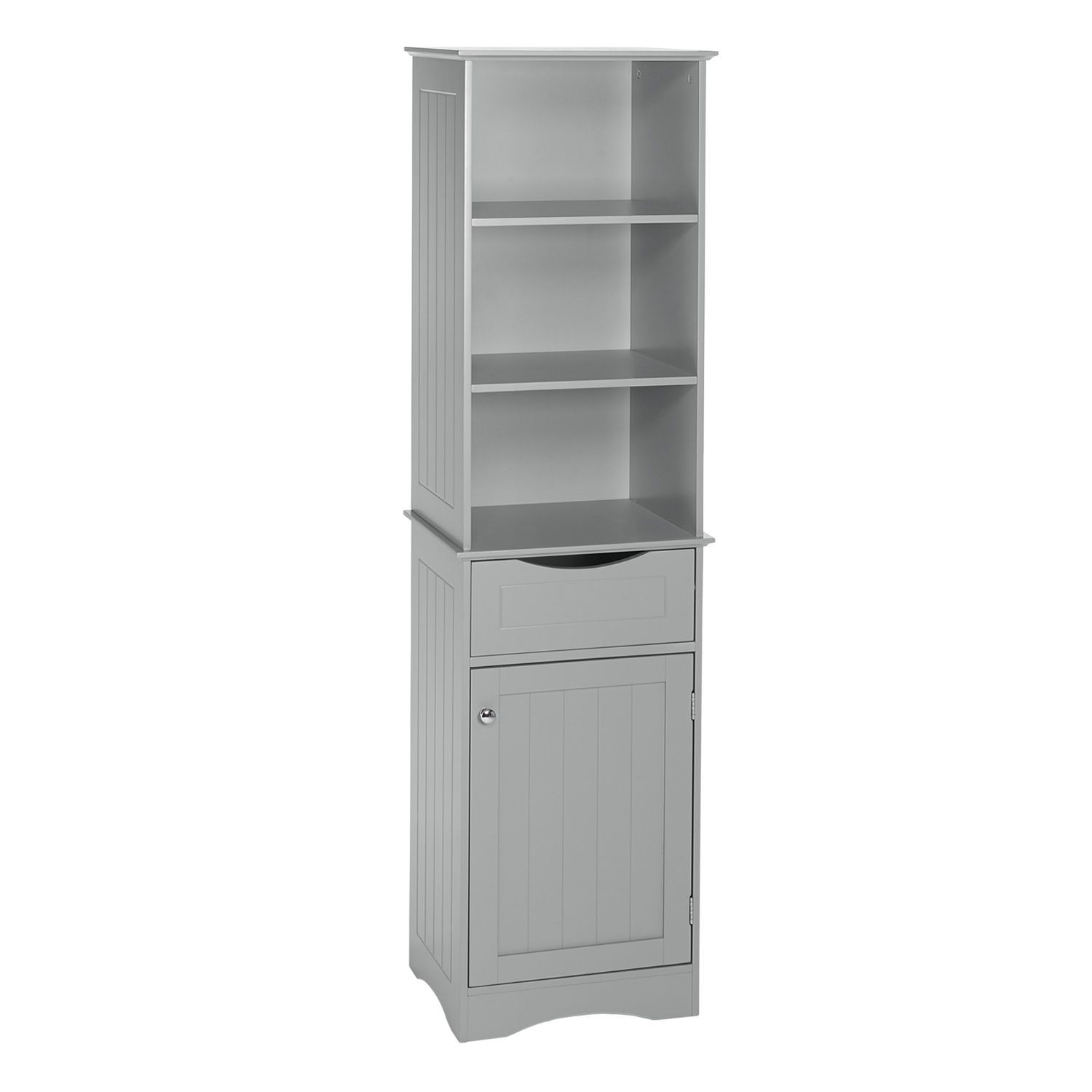 RiverRidge Ashland Collection Tall Cabinet (White) | Products
