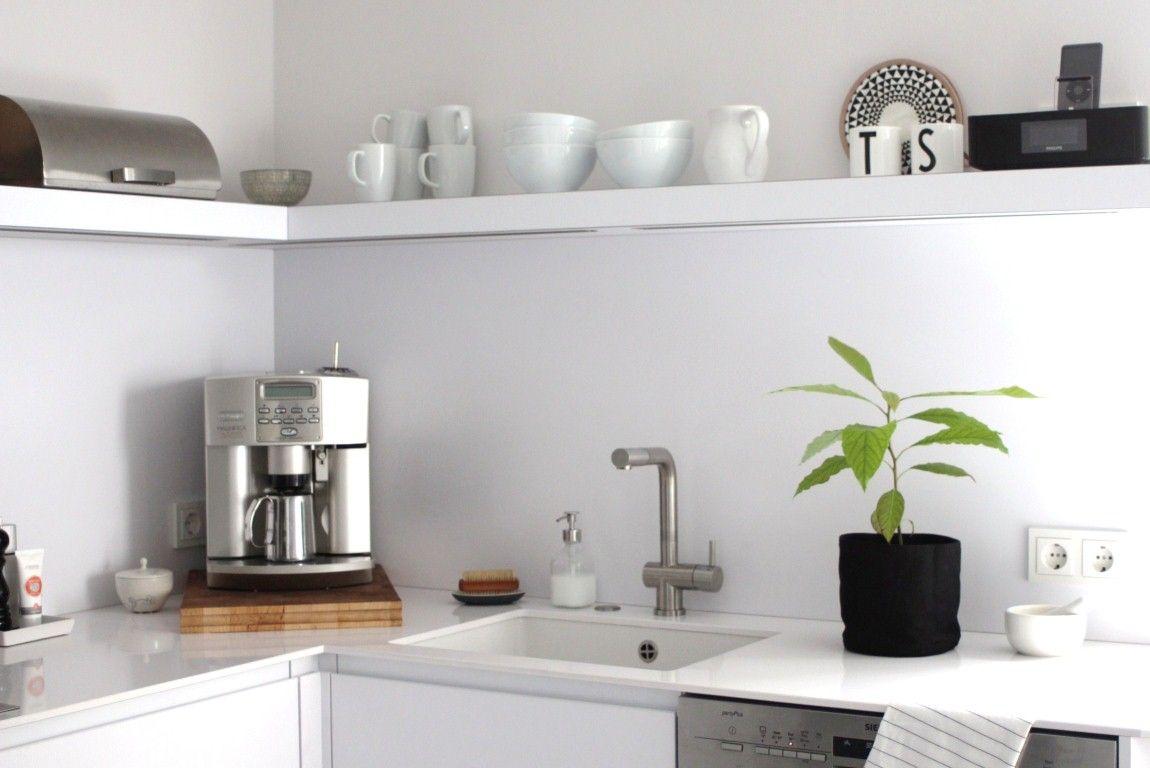 Küchenplanung // Aus dem Nähkästchen geplaudert | Beleuchtung, Regal ...
