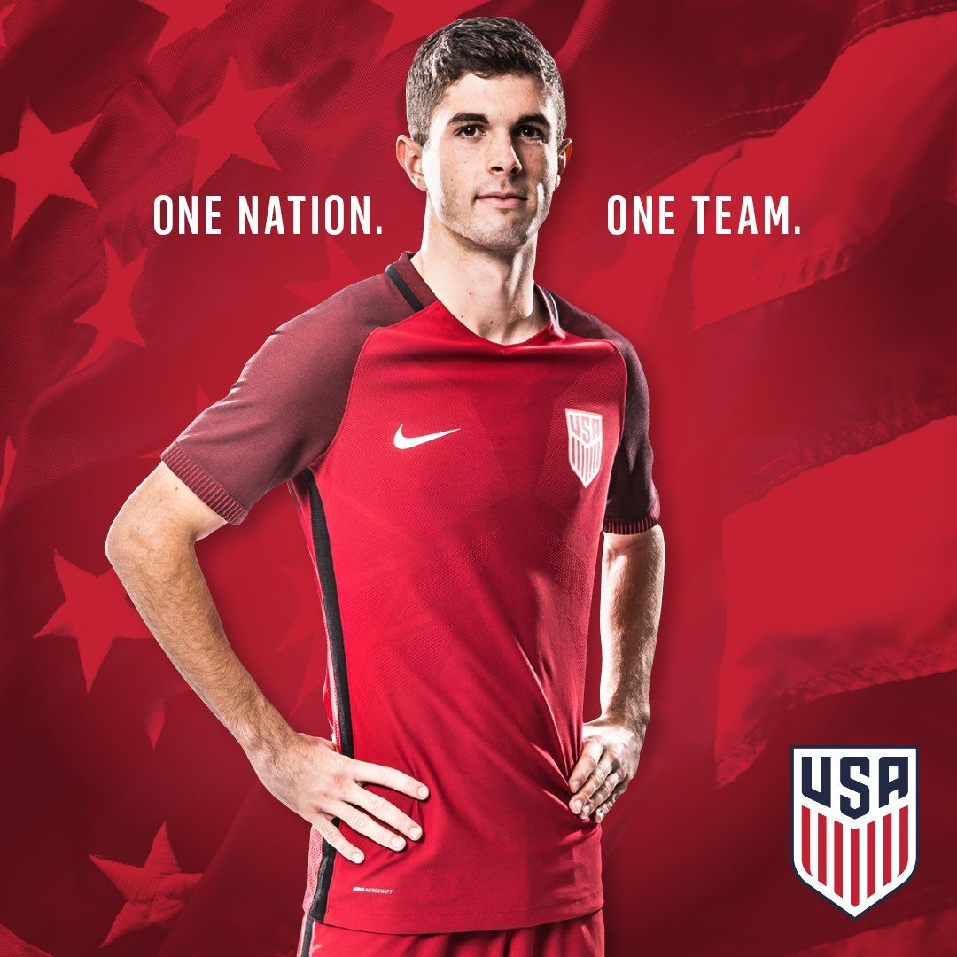 120096869 Nike USA Christian Pulisic  10 Soccer Jersey (Alternate 2017 18)  http