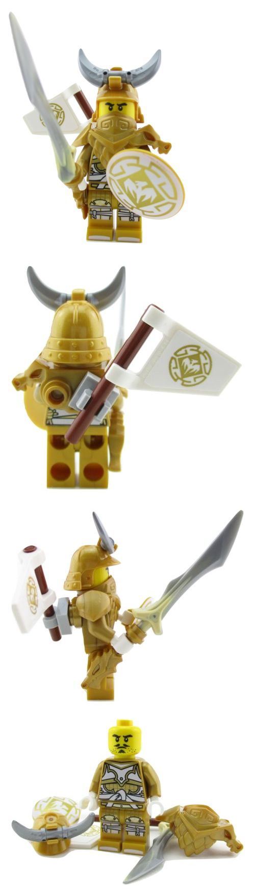 Lego Ninjago Golden Dragon Armor Master Minifigure 70655 Hunted Mini Fig The golden dragon armor( ninjago season 9: luoghi invisibili