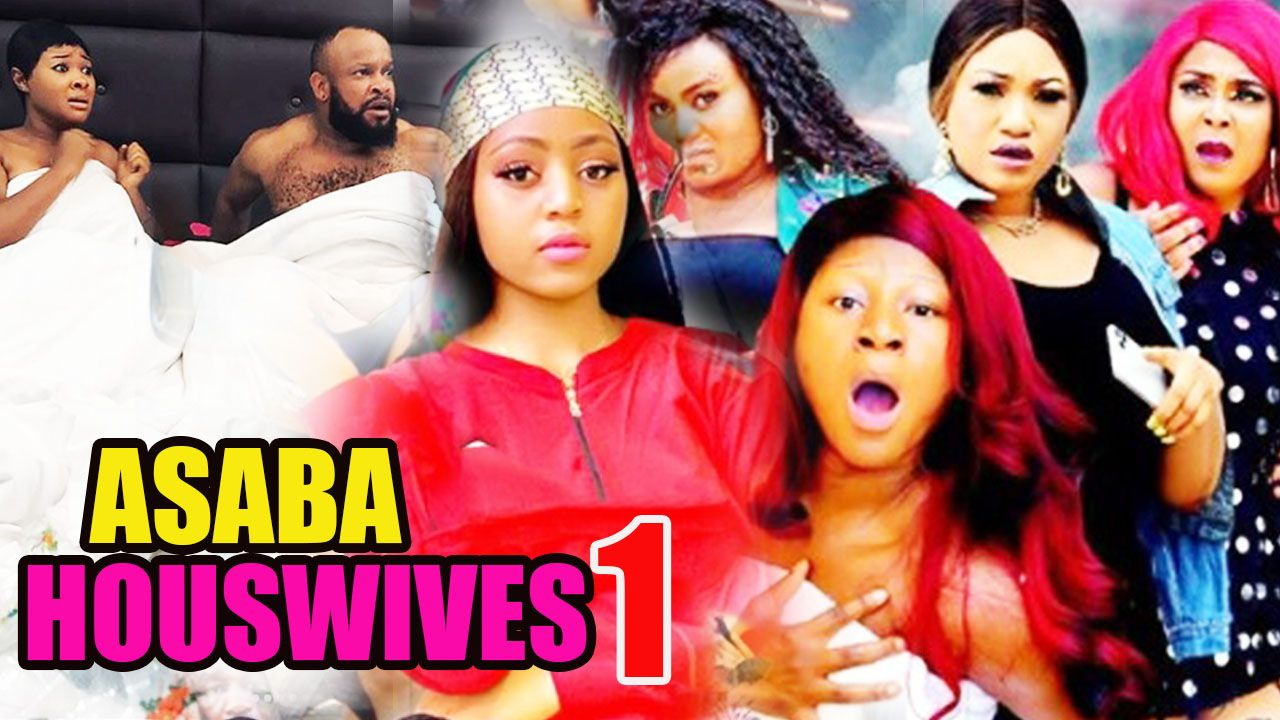 Asaba housewives part 12 in 2020 african movies