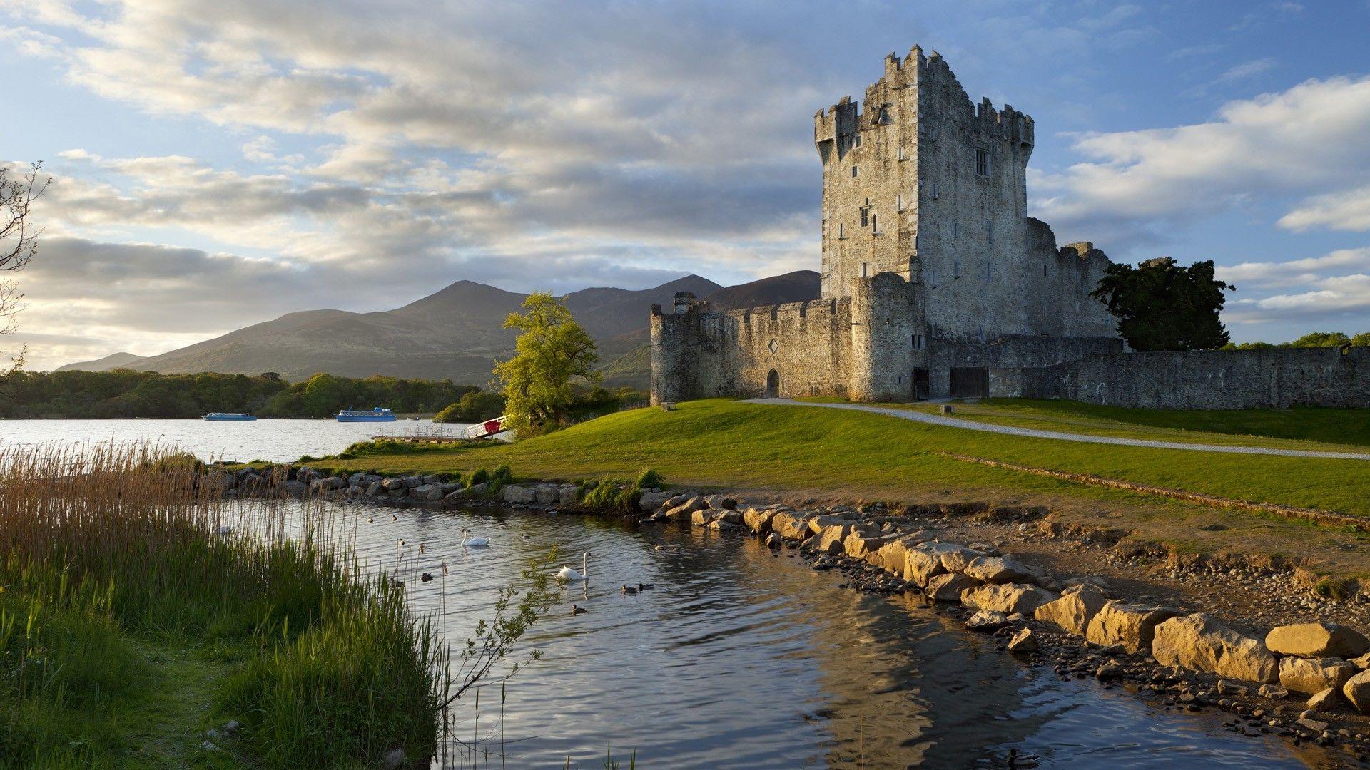 Ireland Irish Landscape Landscape Wallpaper Scotland Wallpaper