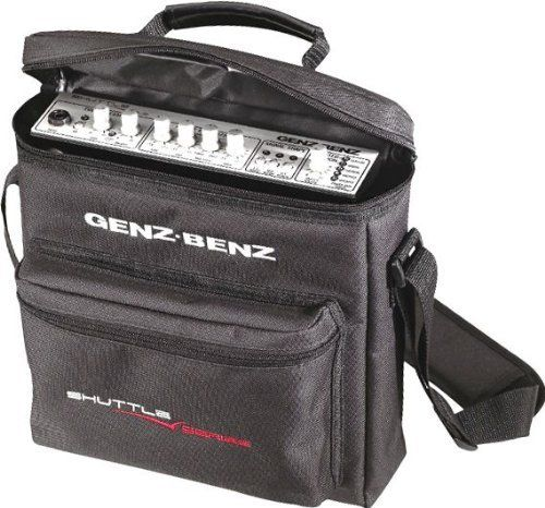 Genz Benz Shuttle Stl Bag Bass Amplifier By Genz Benz 32 84 Padded Carry Bag Fits Both Shuttle 3 0 Or Shuttle 6 0 Amps Save Musical Instruments Bass Bags