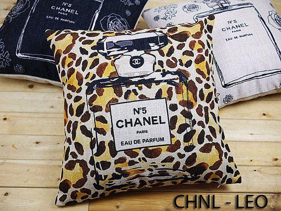 Best Design CHNL - LEO Pillow Cases Linen Decorative Pillow Case for Home Decor 18\