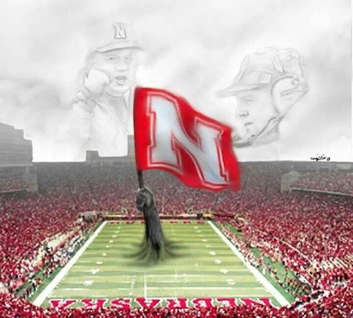 Go Big Red! | Husker, Husker football, Nebraska cornhuskers