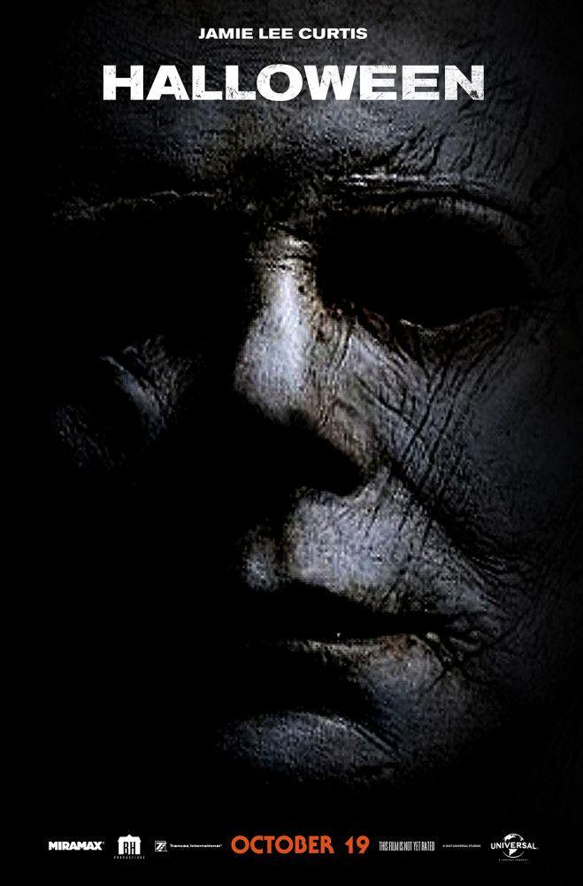Halloween Movie Poster 2018.Halloween Halloween 2018 Fan Posters Filmes De Terror Filmes
