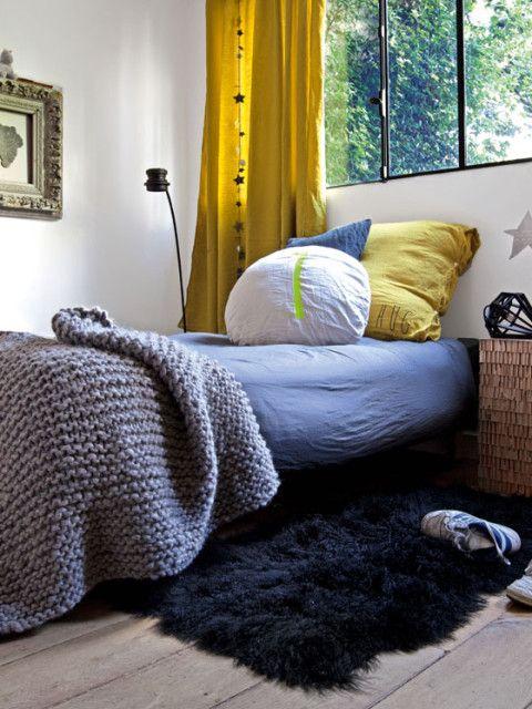 Déco Fonctionnelle Et Design Dans Un Chambre D Adolescent