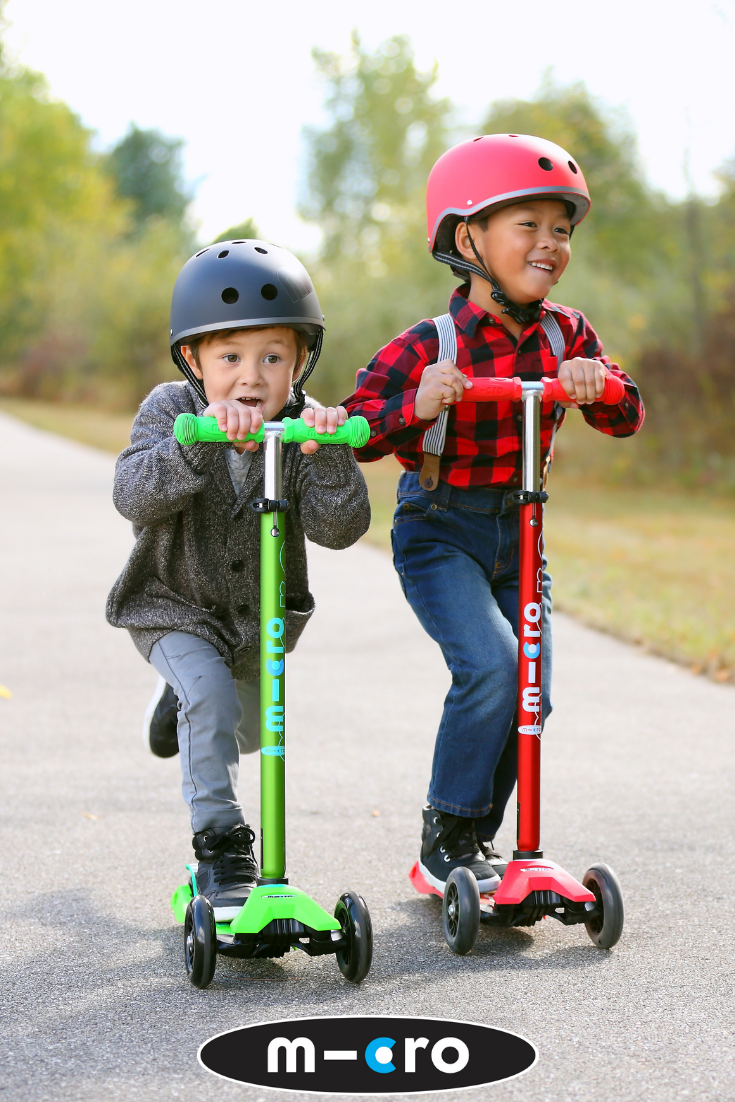 Maxi Deluxe Micro Maxi Kids Scooter Toddler Gifts