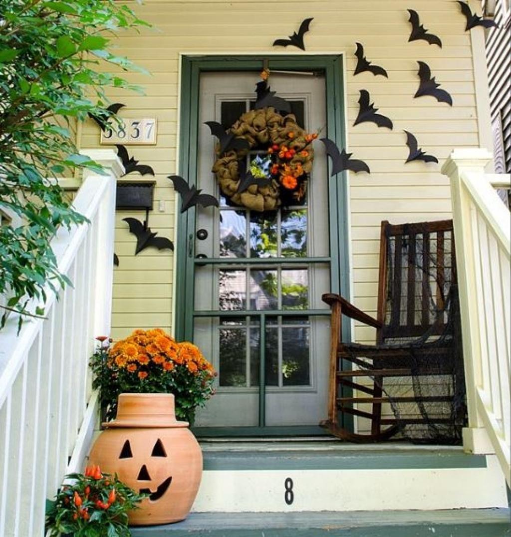 25 id es d co d 39 halloween qu 39 il faut absolument r pliquer d coration halloween pinterest. Black Bedroom Furniture Sets. Home Design Ideas