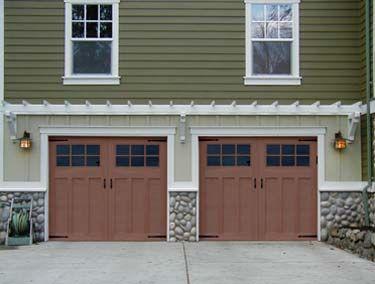 The Builder Collection Jpg 375 284 Wooden Garage Doors Carriage Style Garage Doors Garage Doors