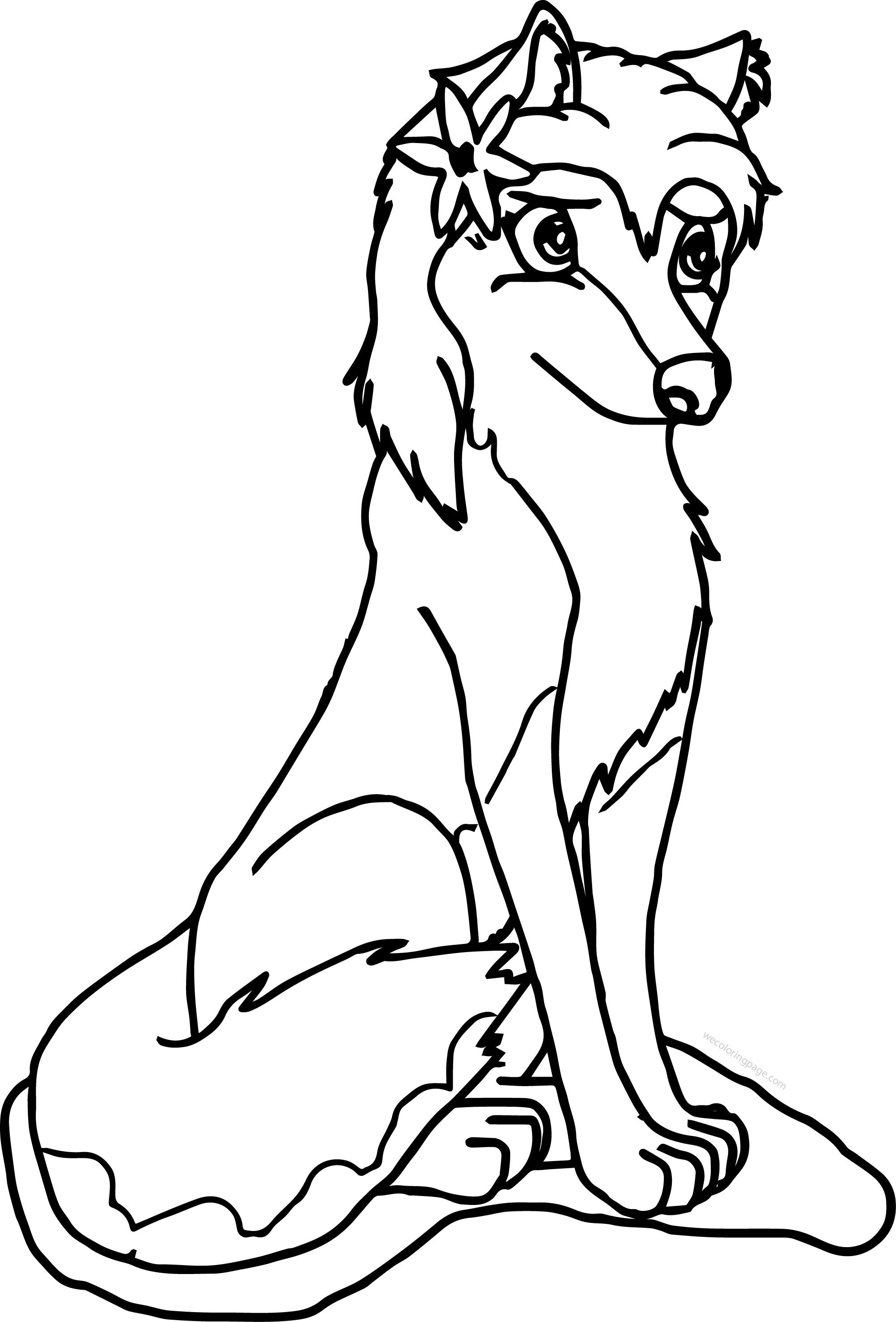 nice Aleu Alpha And Omega Wolf Coloring Page | wecoloringpage ...
