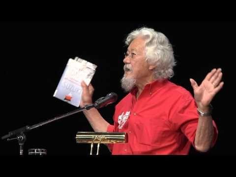 David Suzuki Book Tour - YouTube   david suzuki   Pinterest   Watch