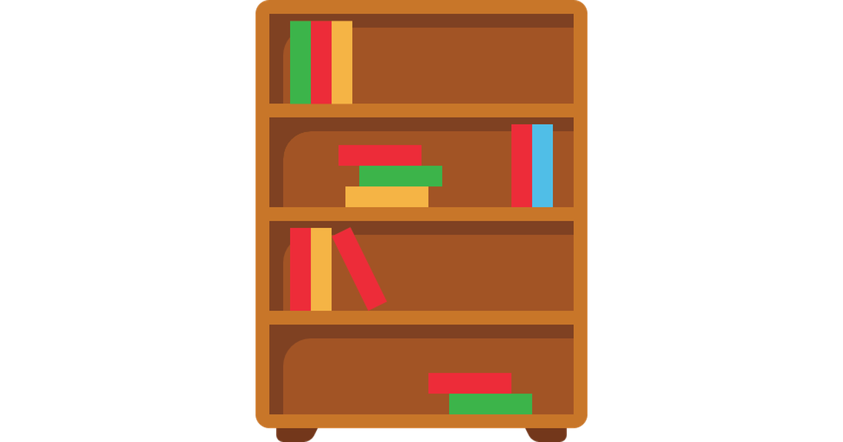 Bookshelf Free Vector Icons Designed By Smashicons Vector Icon Design Vector Free Icon Design