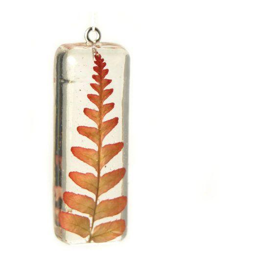 Fern leaf Whimsical faerie jewelry
