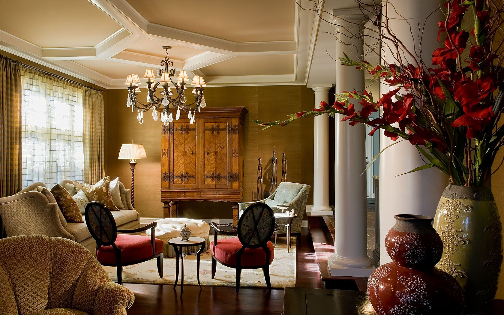 Kaufman segal design interior design firm chicago - Interior design firms chicago ...