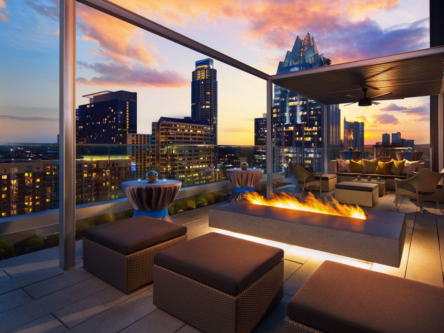 13 Austin Restaurants With Great Views Austin hotels