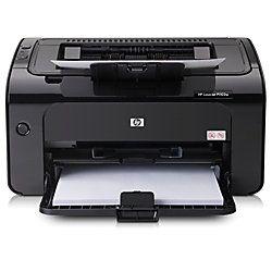 Hp Laserjet Pro P1102w Monochrome Laser Printer By Office Depot