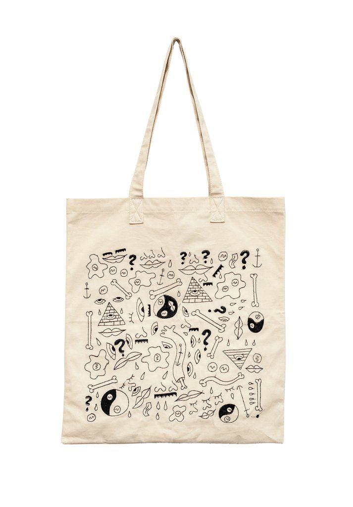 Keisteri Canvas Bag