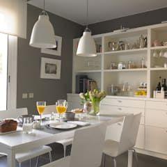Fotos de decoraci n y dise o de interiores comedores for Comedor diario decoracion