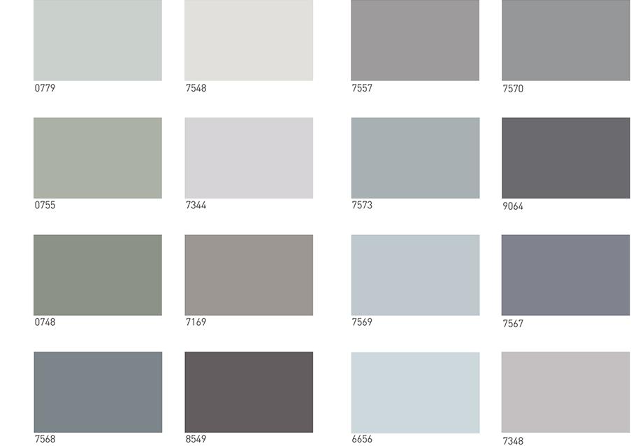 Dyo Renk Kataloğu 2018 Iç Cephe Renk Kartelası 4 Kişilik Usta Ile