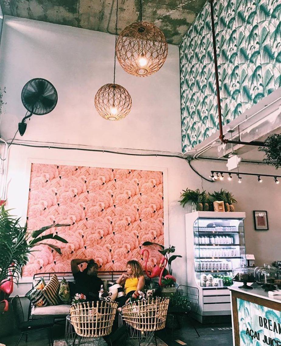 Sundays At Dreamer Wheretofindme Dreamermiami Maria Dru The Dreamers Cafe Design Instagram