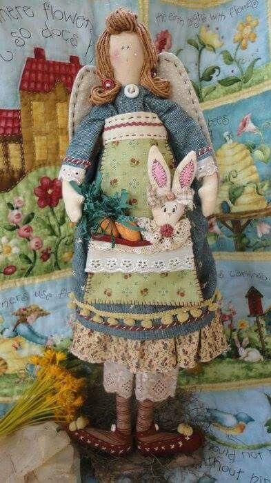 Idea By Erna J On Dolls Handmade Dolls Handmade Doll Crafts