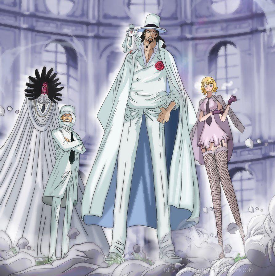 one piece chapter 907 cp0 rob lucci shanks gorosei by amanomoon one piece manga manga anime one piece one piece anime