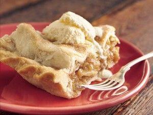 Intern Kitchen – Sugar-Kissed Apple Pie