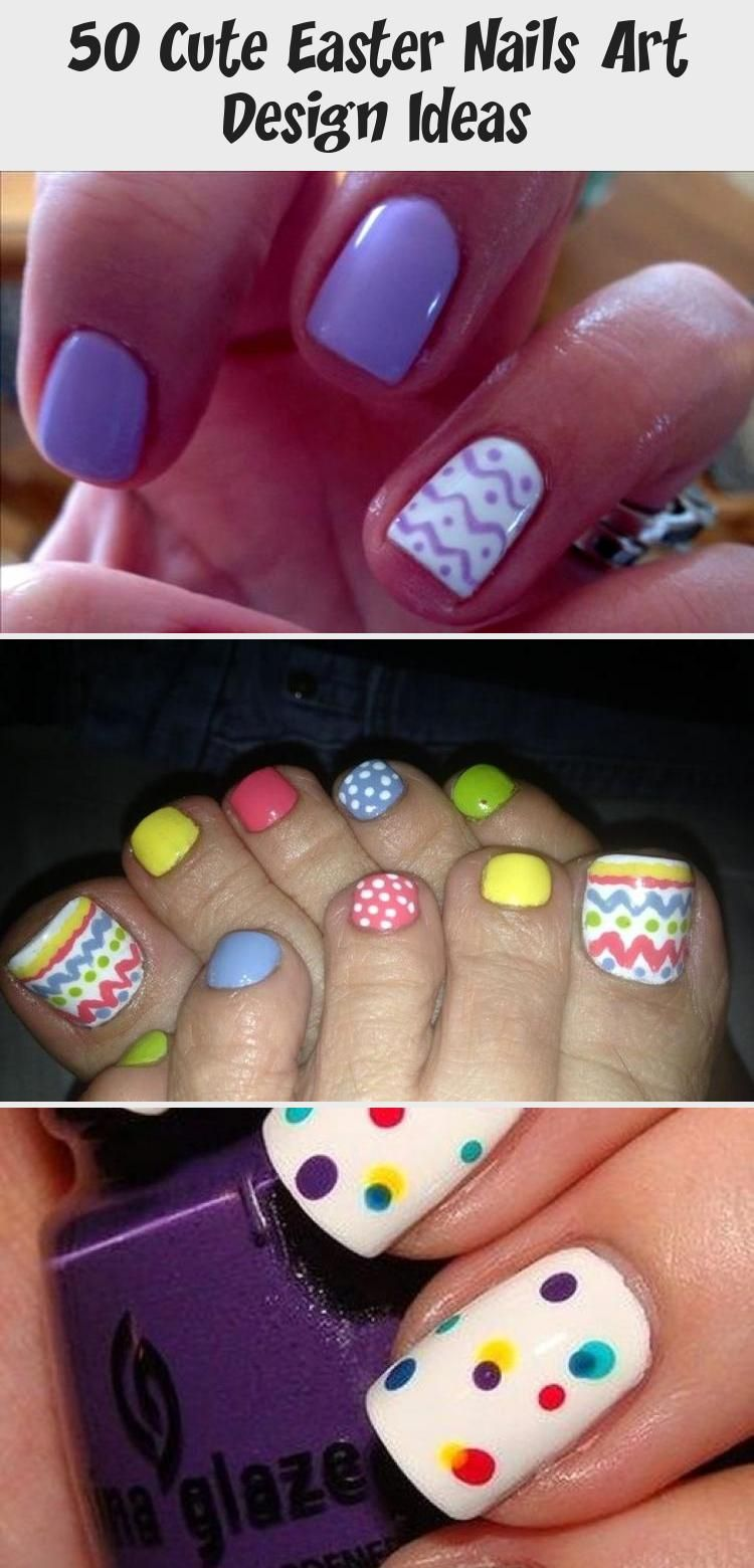 Photo of 50 Cute Easter Nails Art Design Ideas – Nail Art