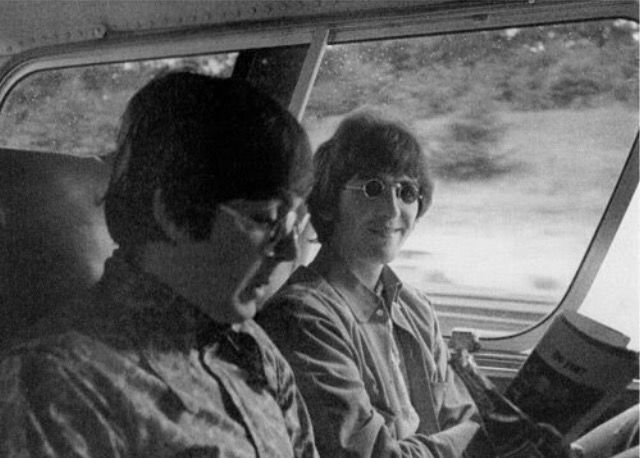 Paul and George 😍