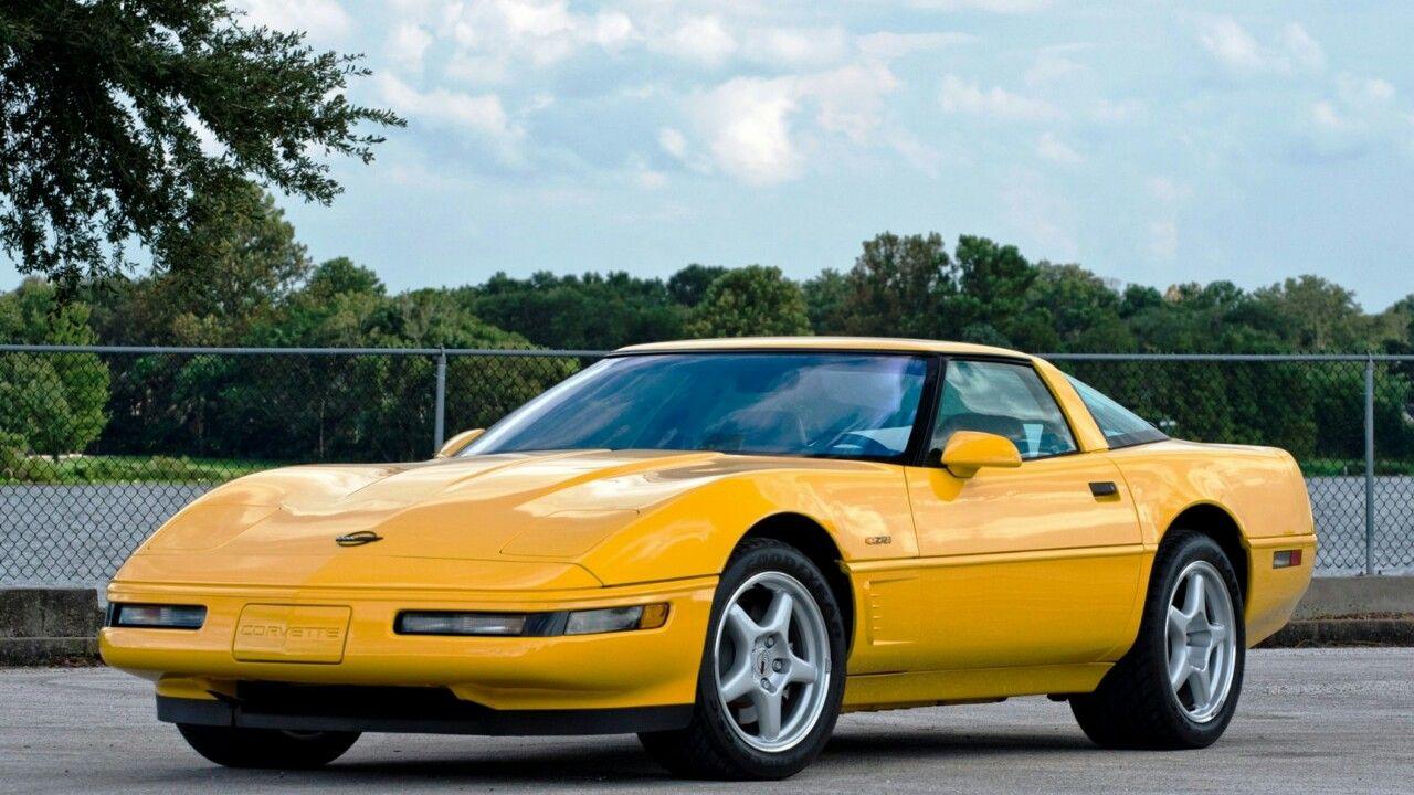 1995 Chevy Corvette C5 Corvette Corvette C4 Chevrolet Corvette C4