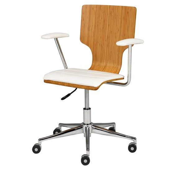 Bamboo Office Chair From Mark Spencer
