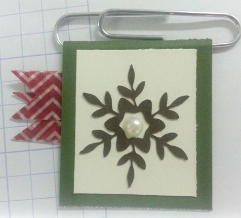 create adorable eye candy with paper clips and scraps