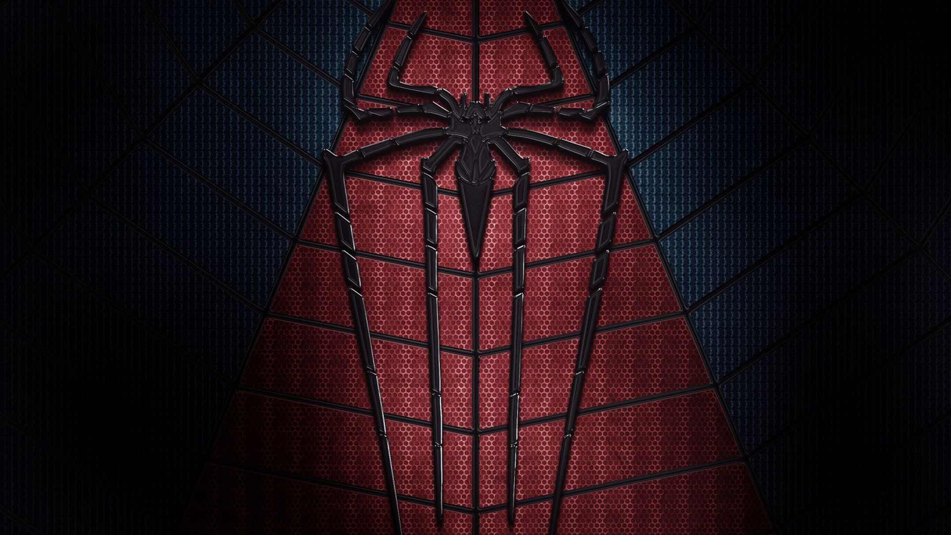 Spider Man Logo Movie Wallpaper The amazing spiderman 2