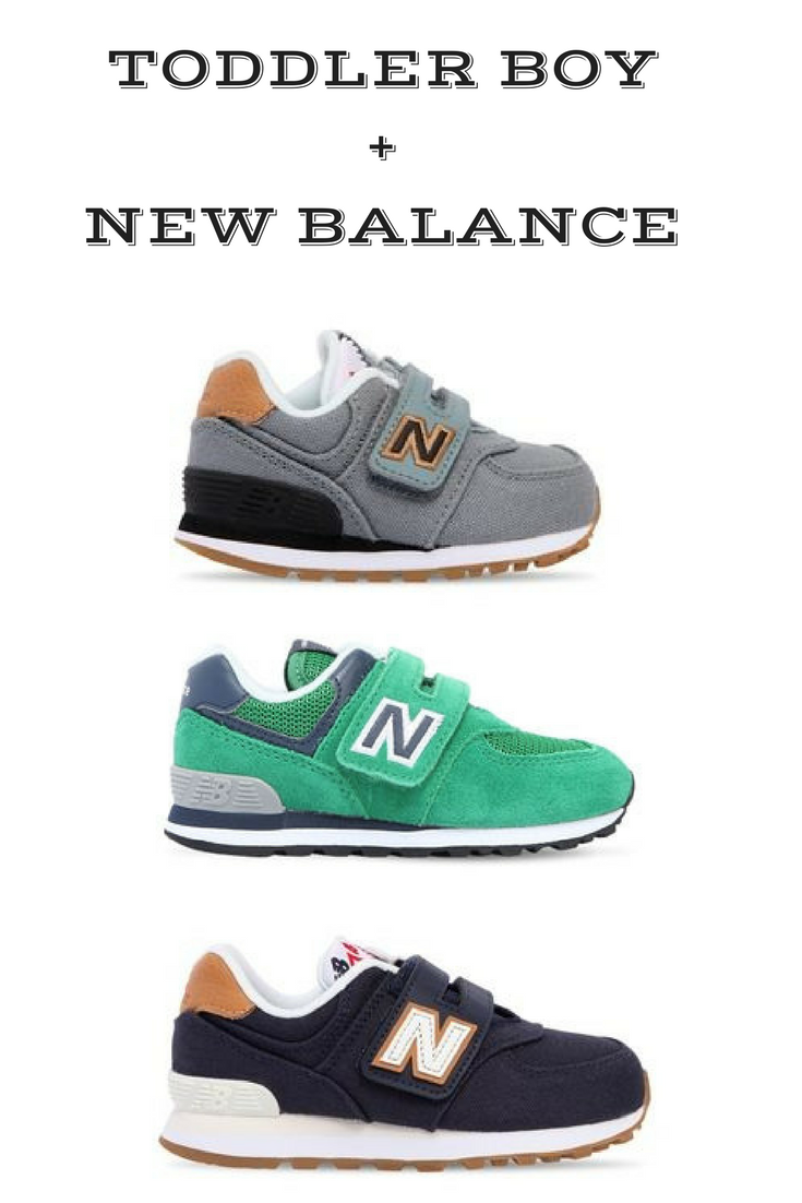new balance ragazzi
