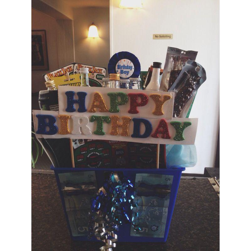 DIY Birthday Gift For Your Boyfriend 18th Broquet