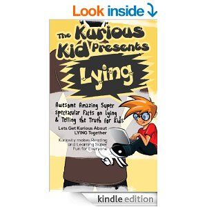 Hurry, it's FREE today! A book on lying!