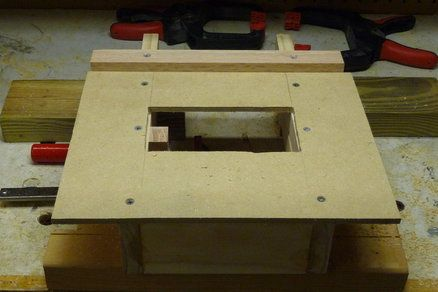Tenonmeister The Ultimate Simple Adjustable Tenon Jig For The
