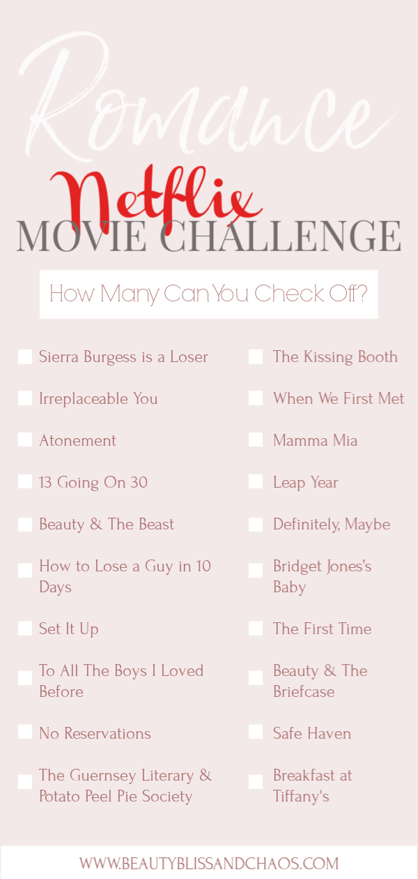 Photo of 20 Best Romance Movies On Netflix