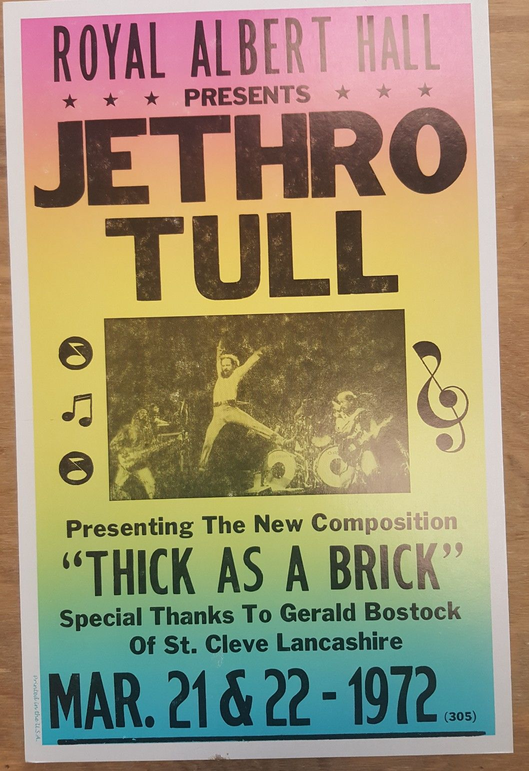 Jethro tull jethro tull thick as a brick lancashire