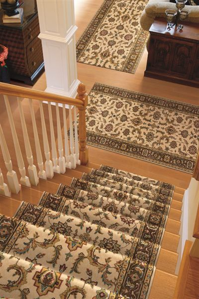 Best Coordinating Rug Runner And Stair Tread Sets Persian 400 x 300