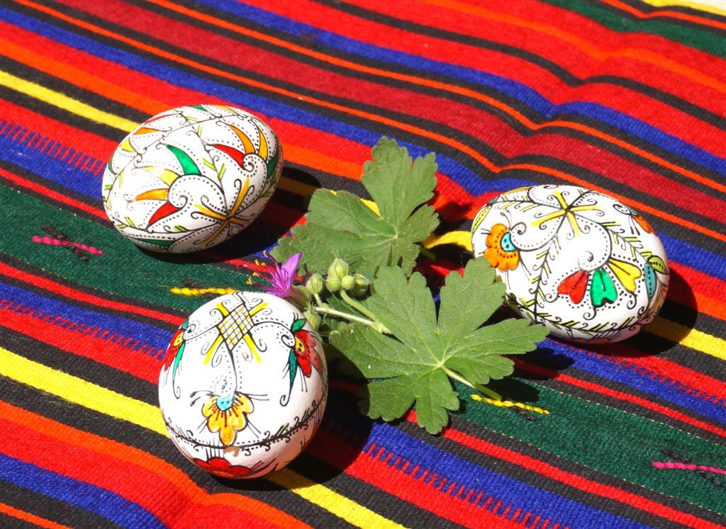 Pin auf Bulgarian Easter Eggs