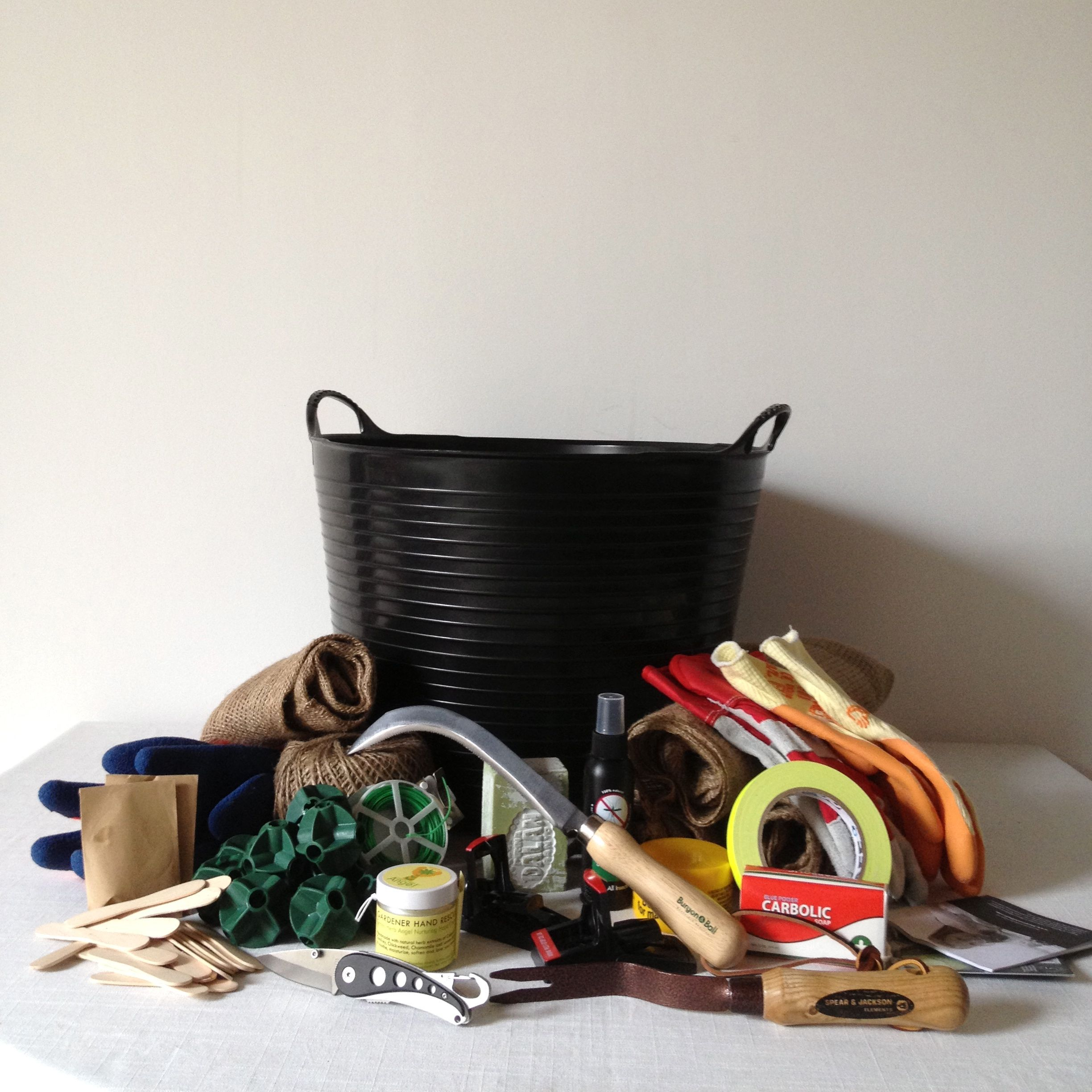 Recycled TubTrug And A Wealth Of Great Gardening Gifts.