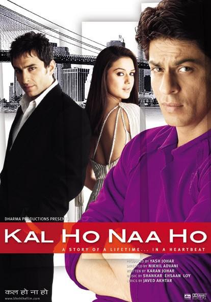 Kal Ho Naa Ho Un Amor Hindu 2003 Pelicula Completa Con Subtitulos Español In 2020 Kal Ho Na Ho Kal Romantic Movies