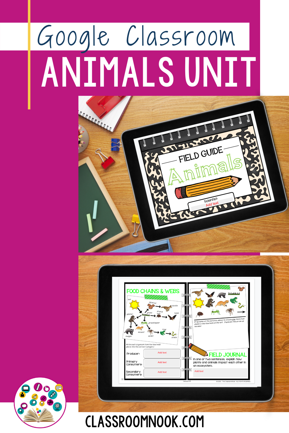 Pin on Activities for 3rd Grade