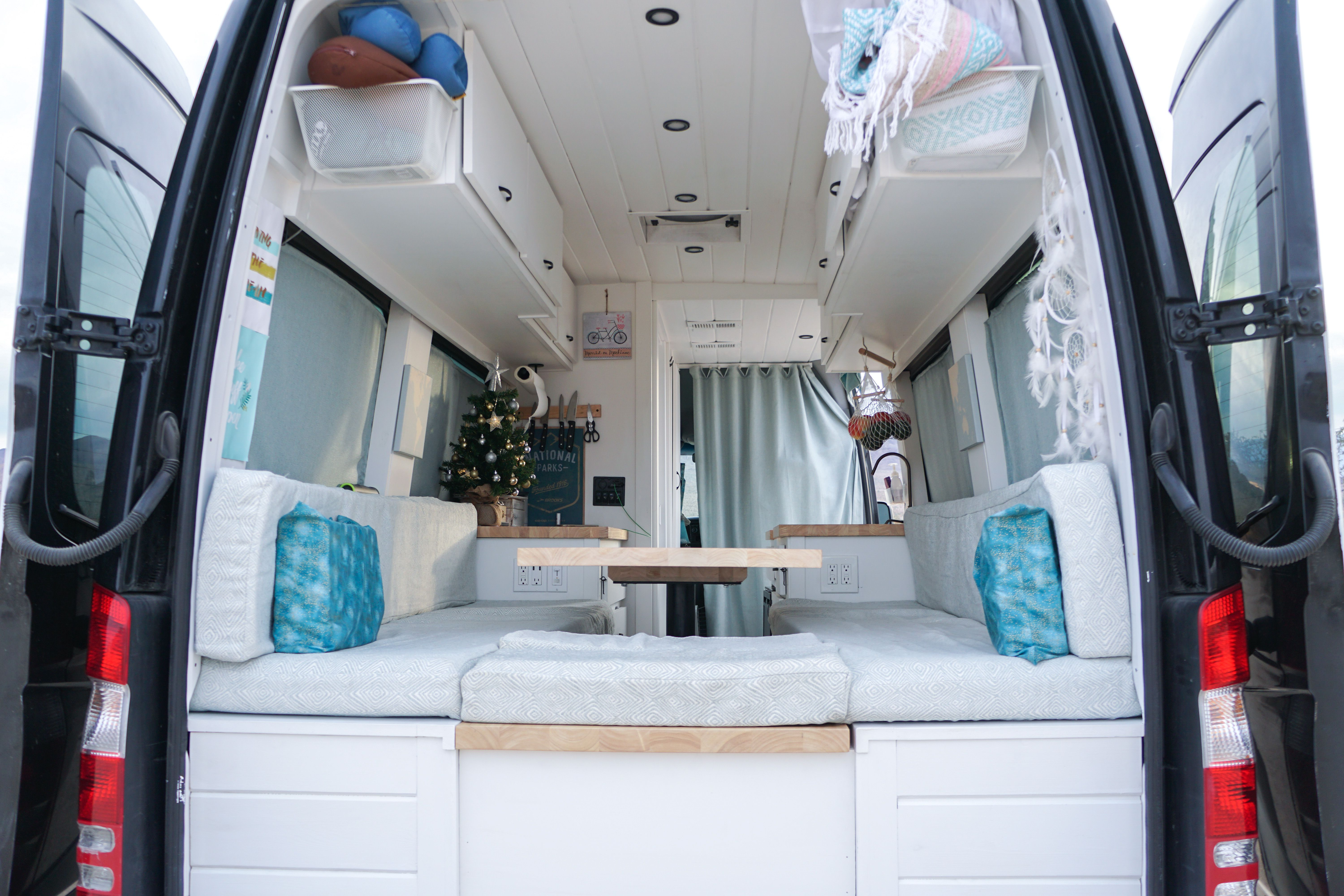 Van Life Tour Diy Sprinter Van Conversion Van Home Van Life