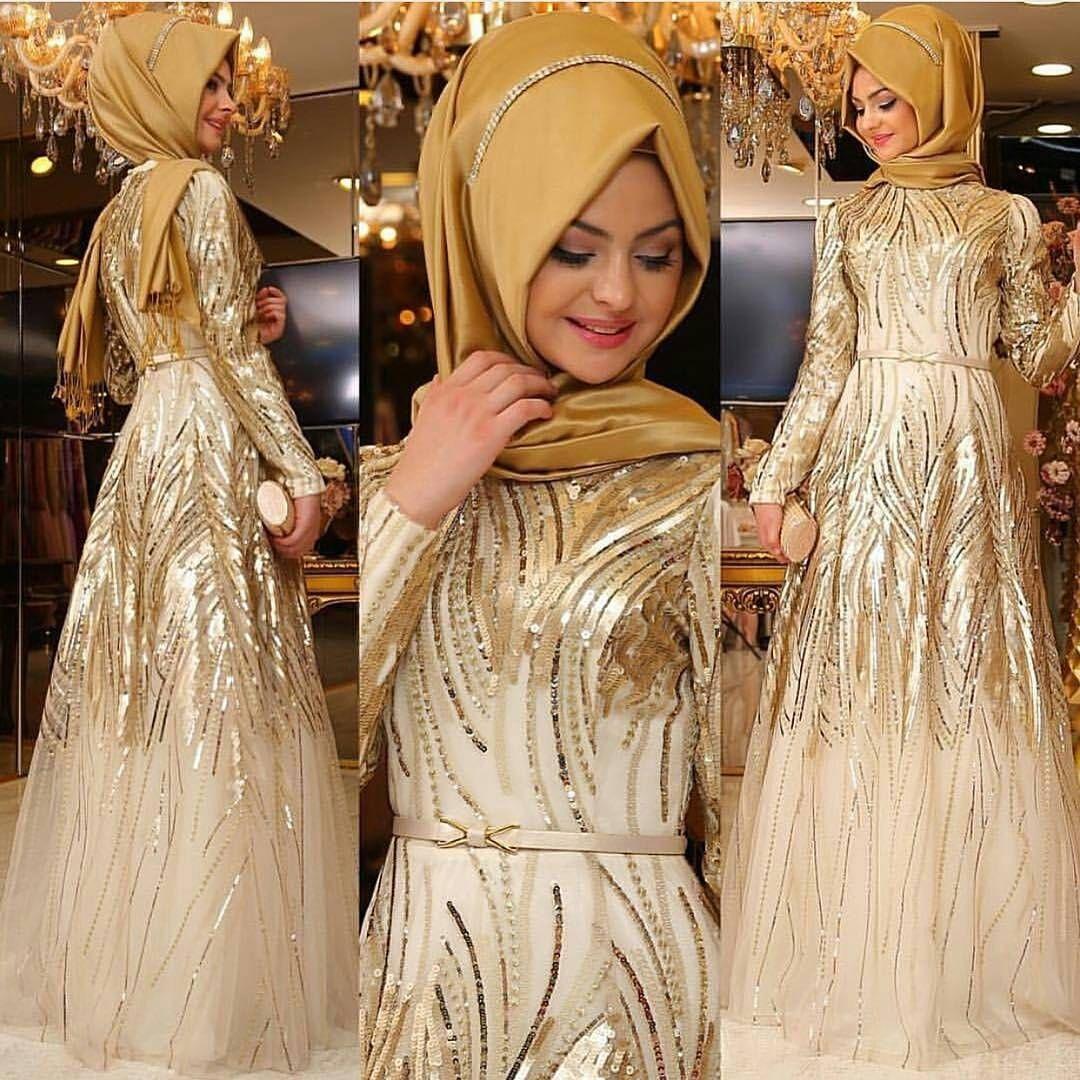 Baju Pesta Brokat Modern Brokat Fashion Hijab Fashion Dan Brokat