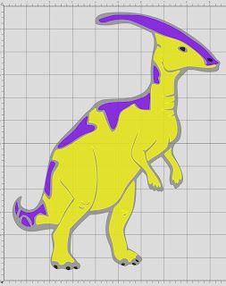 Svg Dxf Dinosaur Cricut Silhouette And Craft